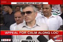 J&K: Omar Abdullah appeals to maintain calm along LoC
