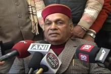 Himachal: FIR against PK Dhumal, 2 others for violating service rules