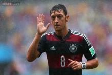 World Cup 2014: Germany here to win World Cup, says Ozil