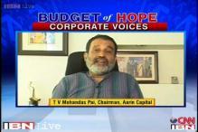 Tax efficiency should improve : Mohandas Pai, Chairman, Aarin Capital