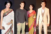 Star Parivaar Awards 2014: Aamir Khan, Jennifer Winget, Gautam Rode glam up the red carpet