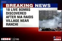 Patna Blast: NIA recovers 18 live bombs in a raid near Ranchi
