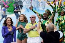 A glittering opening ceremony kicks-off FIFA World Cup 2014