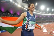 Krishna Poonia finishes 3rd in US, Vikas Gowda 7th in Diamond League