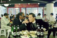 Watch: Psy, Snoop Dogg get drunk, dance amidst Seoul riots and party with Korean aunties in the new music video 'Hangover'