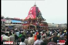 Odisha: Devotees can't climb Lord Jagannath's chariot on Rath Yatra Day