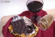 Red wine, dark chocolates may boost memory too