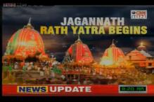 Annual Jagannath rath yatra begins across India amidst tight security