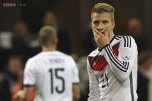 Players ruled out of World Cup 2014