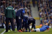 Italy's Montolivo out of World Cup with broken leg