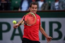 Richard Gasquet, Mikhail Youzhny crash out of Gerry Weber Open