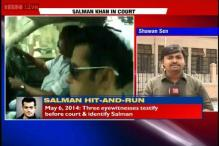 Witness turns hostile in Salman Khan's hit-and-run case