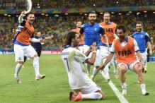World Cup 2014: Greece upset Ivory Coast 2-1, meet Costa Rica in Round of 16