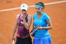 Sania Mirza-Cara Black bow out of French Open