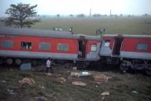 Security alert in Varanasi after Rajdhani accident in Chhapra
