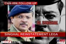 Ishrat case: Gujarat government reinstates accused officer GL Singhal