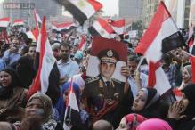 Sisi declared Egypt president-elect with 96.9 per cent votes