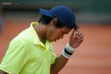 Somdev Devvarman loses in first round at Wimbledon