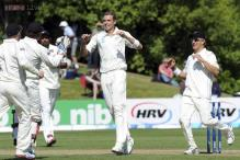 1st Test: New Zealand in command in Kingston against West Indies