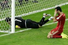 World Cup 2014: Red hot Chile knock out champions Spain in group stage