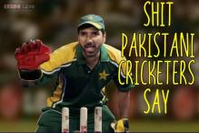 Watch: 'My boyz will perform very happy'! S**t Pakistani cricketers say in this video will crack you up