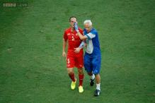 World Cup 2014: Switzerland defender Steve von Bergen out with an injury
