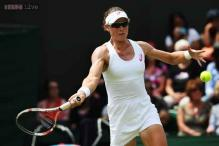 Samantha Stosur loses in first round at Wimbledon