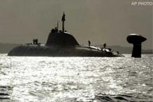 Russian navy launches new electric submarine