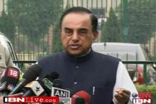 Sanjay Jha tenders apology to Subramanaian Swamy