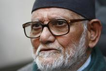 Nepal PM Koirala diagnosed with lung cancer