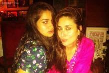 Snapshot: Kareena Kapoor throws a bash for friends Amrita Arora, Karan Johar