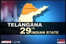 President's Rule revoked in Telangana