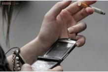 Want to quit smoking? Texting might help!