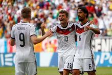 As it happened: Germany vs Ghana, World Cup 2014