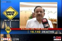 Munde could have been alive if he was wearing the seat belt: Harsh Vardhan