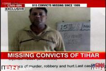 Convicts serving life sentence go missing from Tihar jail