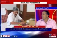 Should Goa's MLAs junk the Brazil junket?