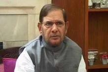 Sharad Yadav, Hariprasad among 12 to file RS poll papers