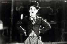 Charlie Chaplin's iconic suit and bowler hat on sale