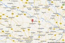 Two killed, four injured as jeep rams into truck