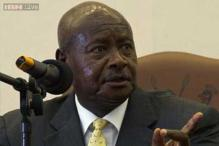 Ugandan TV station banned after the President was shown 'sleeping'