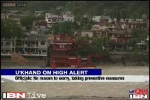 High alert sounded in Uttarkashi after heavy rains