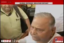 Tell people raising questions on rapes in UP to stay in Delhi: Mulayam