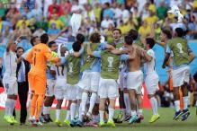 The Beautiful Game: Uruguay knock Italy out to enter last 16