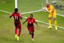 World Cup 2014: Varela keeps Portugal alive in a 2-2 draw against USA
