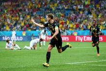 World Cup 2014: Belgium top Group H, face US in last 16