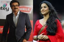 Prosenjit and I are looking for a Bengali script which suits us both: Vidya Balan