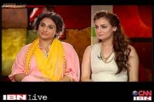 Between takes: Masand in conversation with Vidya Balan, Dia Mirza