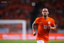 FIFA World Cup: Key role for Wesley Sneijder as 100th cap approaches