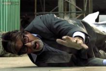 Amitabh Bachchan performed stunts in a body rig first time after his accident during 'Coolie': sources